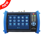 CCTV tester IP camera Line finder function with Multimeter module IP86M