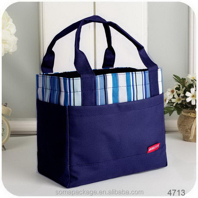 Elegant appearance stylish pretty promotional cooler bags