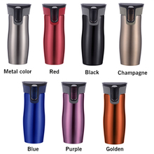 450ml Contigo Autoseal 304 Stainless Steel Coffee Metal Mug Wholesale