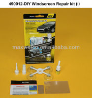 Car Accessories 2015 DIY Car Windscreen / Windshield Repair Kit, Auto Repair Kit Windscreen Repair Kit