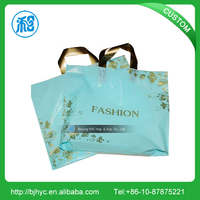 Biodegradable Packaging Hdpe Plastic Bag Shot