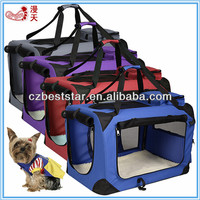 Oxford Pet Dog Bag Carrier For Cat Travel Tote Bag
