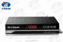 Support SD/HD MPEG2 and MPEG4 AVC H.264 USB2.0 for PVR TIMESHIFT software upgrade and media