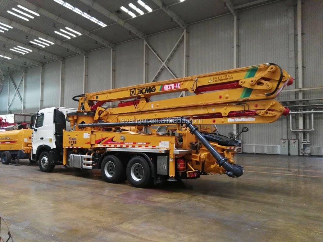 2019 41M concrete pump truck on sale