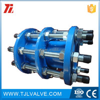 cast iron/carbon steel pn10/pn16/class150 expansion coupling joint bellows good quality