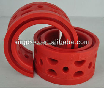 Suspension system coil over suspension coil spring rubber