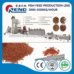 animal feed production machine with finest sales service
