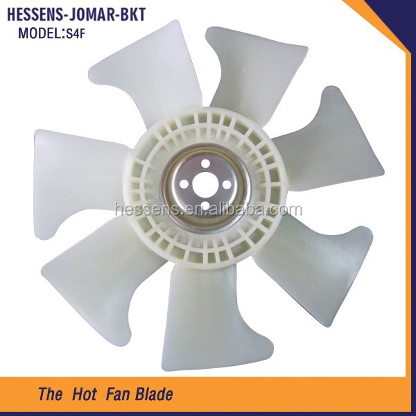 S4F air cooling fan baldes with 7 blades