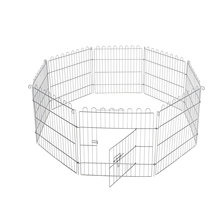 Stocked cheap dog rabbit cage kennel run in graden