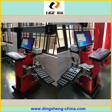 Car diagnosis machine vehicle 3D wheel alignment aligner equipment factory DS-6