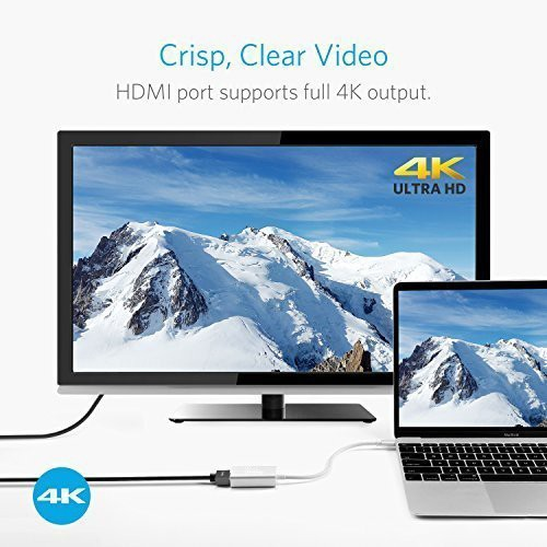 Type C male  to HDMI female Adapter Supports 4K/60Hz  for Laptop Computer