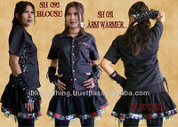 GOTHIC AND PUNK CLOTHING