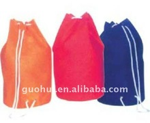 Waterproof nylon drawstring bag for wholesale