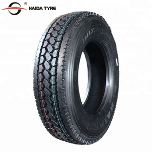 HAIDA Truck Tire 295/75r22.5 with DOT and SMARTWAY