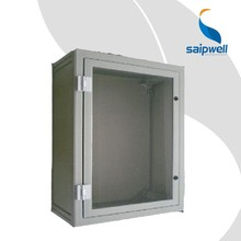 SAIP/SAIPWELL Outdoor Waterproof Box Industrial Type PVC 700*550*300 PVC Outdoor Electric Meter Box