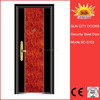 2014 New steel fireproof door with push bar SC-S103