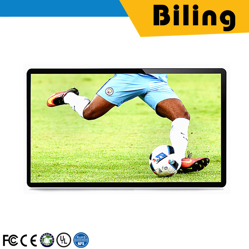 Hot product 28 inch small advertising LCD /LED touch screen TV