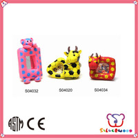 ICTI Factory new design cute mini animal photo frame