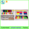 Plastic Packing Box Arrow PET Sticky Notes Index,PET Post It Notes