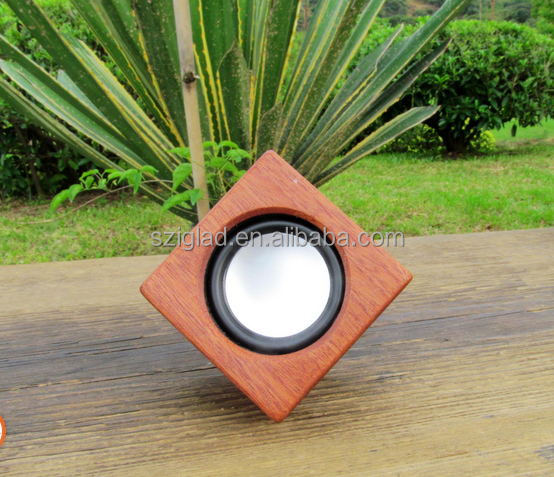 Hot sale portable professional tower bamboo Bluetooth Speaker/Wooden Speaker