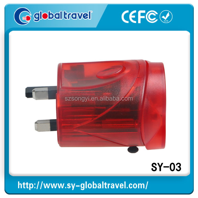 global travel factory wholesale universal travel adapter plug
