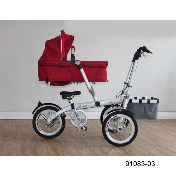 Hot Sell Mother and Baby Bike high-end Mother and Baby Bike 91083-05