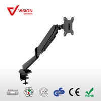 VM-GM212U-F06 Colorful Gas Spring Height Adjustable LCD Monitor Arm