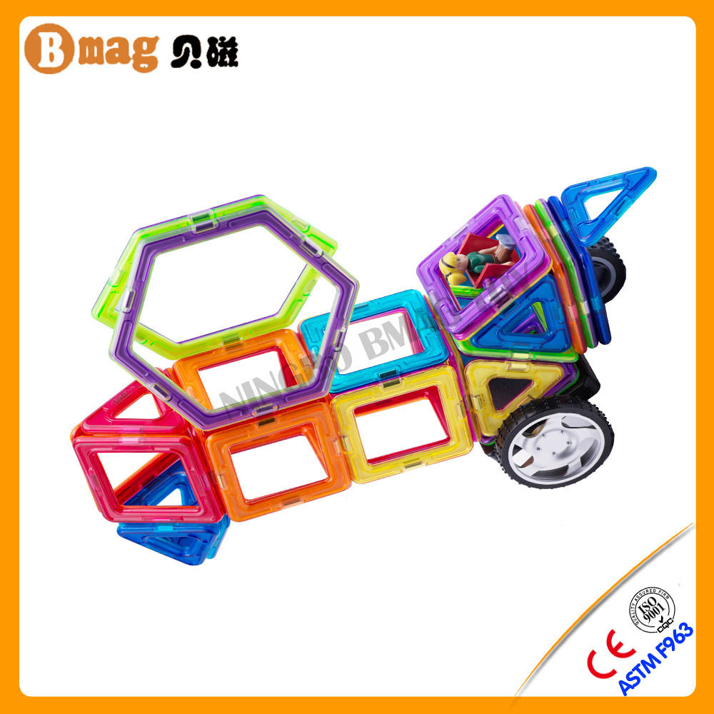 CE certification wholesale magnetic top toy