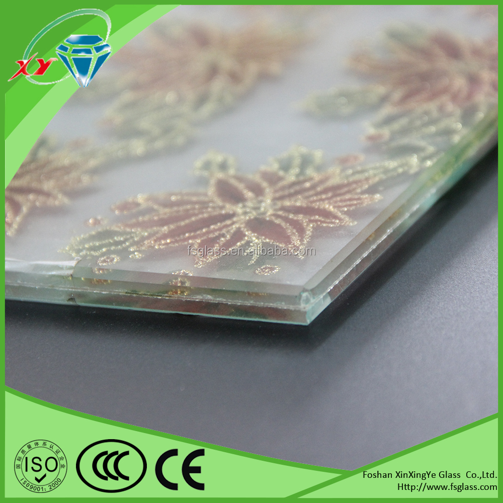 China supplier glass door insulation, glass company