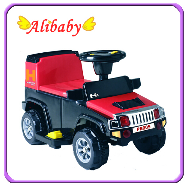 Alison C00617 colorful jeep rechargeable batteries child car for kids