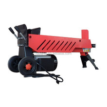 hot selling 7t 520mm horizontal hydraulic wood splitter from China