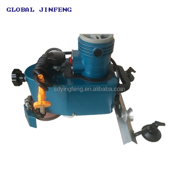 JF-01 6KG Popular convenient Mini Shape edge glass grinding and polishing machine