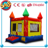 HI CE new design PVC funny exercise bouncer,durable inflatable bouncers,dog bouncer