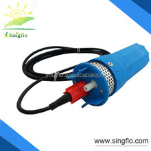 Singflo 30m submersible solar water pump for swimming pool