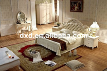 King size wood bed room furniture for hot sale