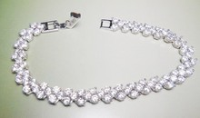 PT90157 Fashion Jewelry Necklace Wholesale Made In China Pure 925 Sterling Silver Jewelry