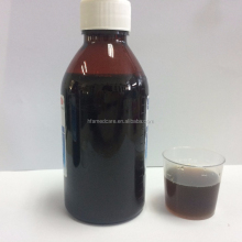 OEM & ODM Chinese traditional herbs syrup/nao li jing syrup/Improve the quality of sleeping