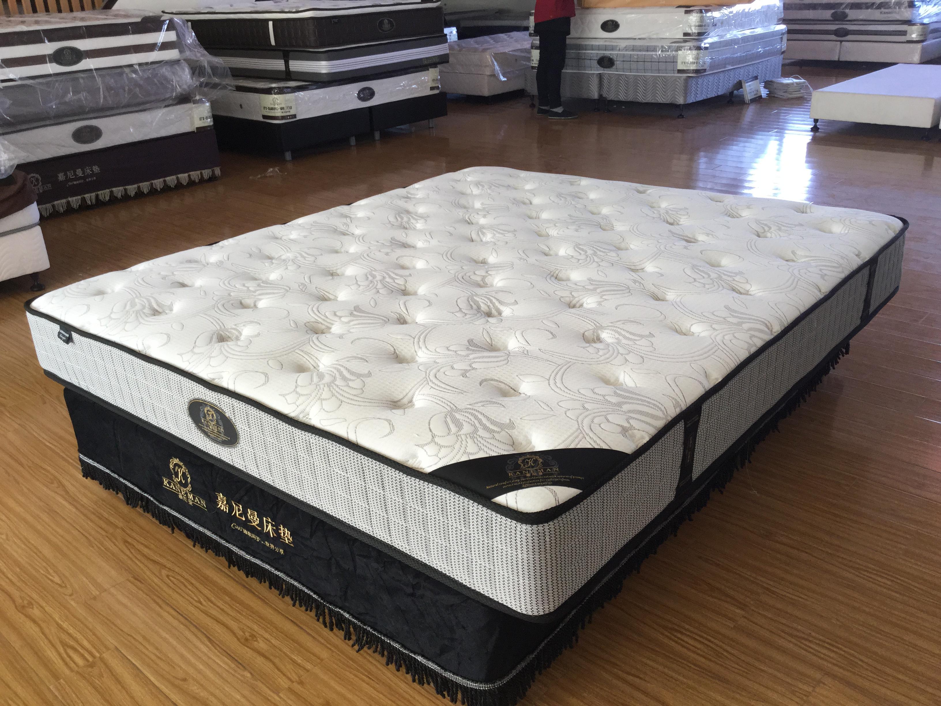 hot sale cheap spring mattress compress package wholesale - Jozy Mattress | Jozy.net