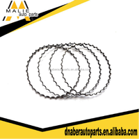 Small engine piston ring 5a-fe 5a engine piston ring 78.7mm for Toyota