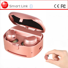High Quality Colorful Mini Wireless Stereo Bluetooth V4.1 TWS Earbuds