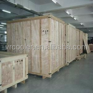 air cooler chiller cold water coil