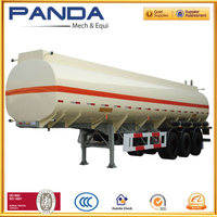 25 60M3 Tanker Semi Trailer Fuel