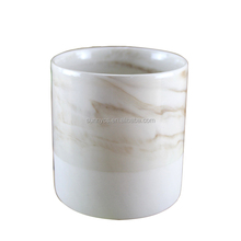 Home Decor Wedding Table Centerpieces Marble Pattern Votive Tea Light Candle Holder