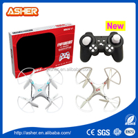 0117700020 2.4G 6CH 4 AXIS 6 AXIS Gyro Rolls headless mode RC drone aircraft airplane model