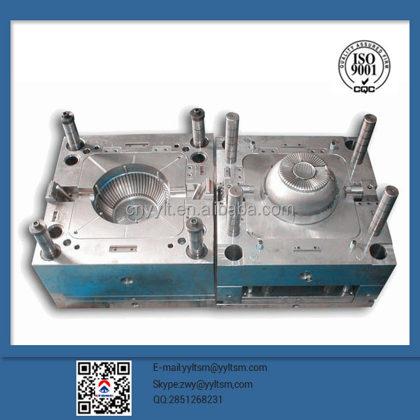 2015 newest hot selling plastic injection mould making
