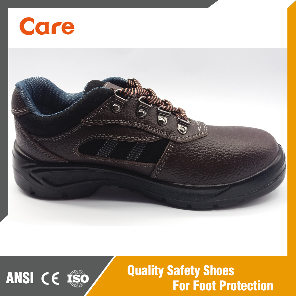 Industrial Safety Shoes with Steel Toe