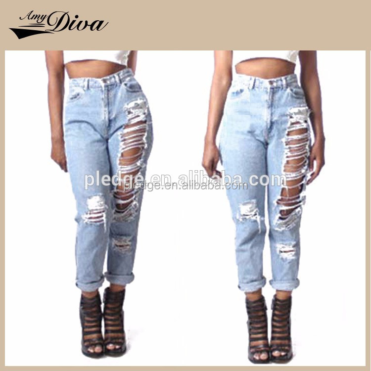 Wholesale Bulk Women Ripped Pants Jeans Of sex lady jeans sex women jeans pants pictures