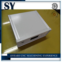 High Quality custom made fabrication sheet metal extruded
