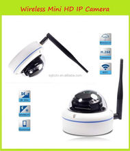 1.3MP Wireless The Smallest Night Vision Indoor Ir Dome Cctv Camera Outdoor With 30M Night Vision
