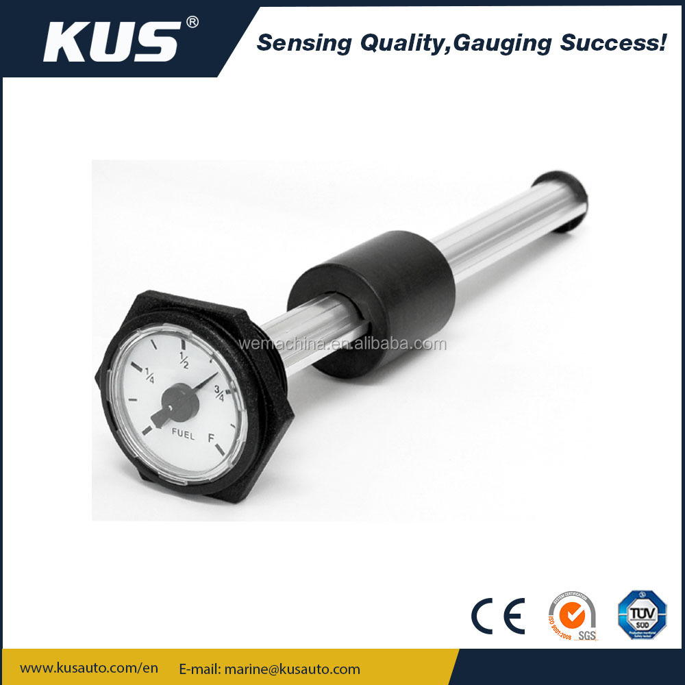 KUS mechanical fuel level gauge for generator,vehicle and yacht